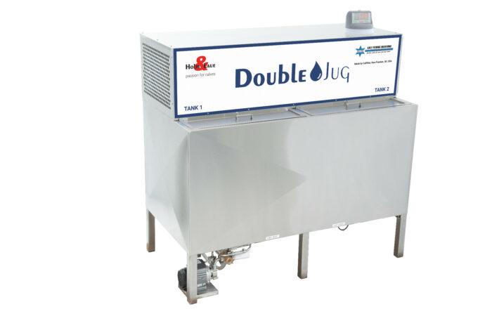 DoubleJug mit neuem Logo